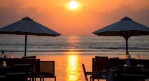 サヌールビーチ沿いホテル バリ島 ホテル リゾート