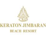 keratonjimbaranlogo ケラトン ジンバラン バリ 雰囲気 を感じられる ビーチ リゾート