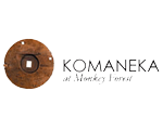 komanekaresortlogo コマネカ リゾート ウブド モンキー フォレスト 高級感 リゾート ヴィラ