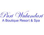 puriwulandarilogo プリ ウランダリ リゾート バリ 伝統 様式 ゴージャス な ウブド ヴィラ