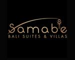 samaberesortlogo サマベ リゾート バリ オーシャン ビュー ヴィラ と スイート ルーム