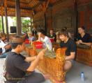 gamelan lesson