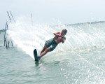 水上スキー バリ マリン スポーツ 自由 海 アクティビティ