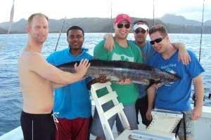 バリ島フィッシングツアー 海 アクティビティ 人気 遊ぶ プラン