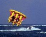 フライフィッシュ バリ マリン スポーツ 自由 海 アクティビティ