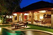 アヒムサヴィラスミニャックバリ 流行 の 大人 リゾート スミニャック 地区 の ホテル