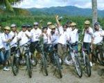 グループサイクリングツアー、アドベンチャー