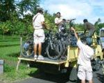 マウンテンバイク、サイクリング、アドベンチャー