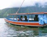 トラニヤン村, ボート転送