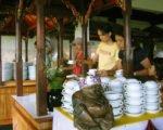 レイクビューレストラン, バリ島のレストラン