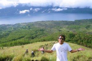 バトゥール湖, バトゥール湖の眺め, Bewishバトゥール山ハイキング