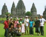 プランバナン 寺院 ツアー Bewish スタッフ 社員 旅行 楽しい 巡り ツアー