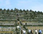 ボロブドゥール寺院、入り口、ツアー、Bewishボロブドゥールツアー
