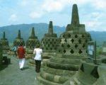 ストゥパ ボロブドゥール寺院、bewishツアー