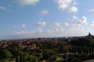 バリ島、展望台