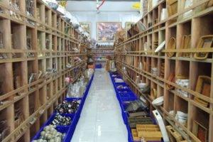 ウナギ、土産棚、ハンドクラフト