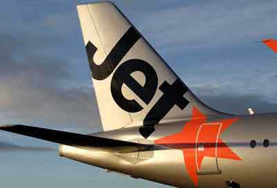 航空会社、オーストラリア人観光客