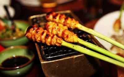 バリ料理, バリ文化