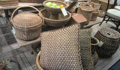 インドネシア家具, インドネシア商品輸出