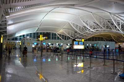 バリ・ニュース, バリ空港