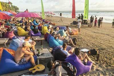外国人観光客、バリ島ニュース、バリへの外国人観光客