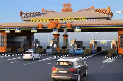 ユドヨノ大統領、高速道路, バリマンダラ