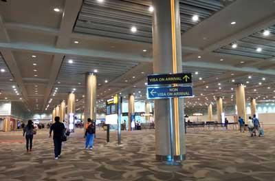 ターミナル, エアポート, ングラライ