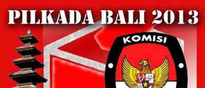 バリ島選挙, 選挙委員会
