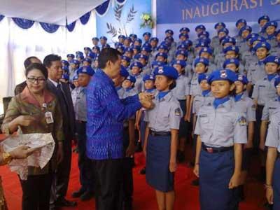 バリは貧しい住民のためにインターナショナルスクールを拡大 , SMAバリマンダラ