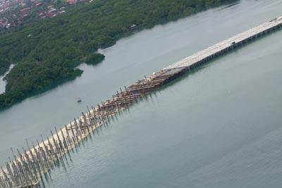 バリトールプロジェクト、 海上高速道路