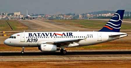 バタビア航空, インドネシア航空輸送