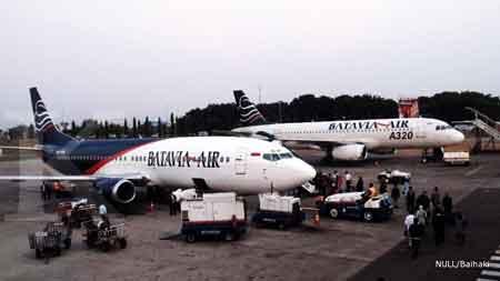 バタビア航空会社