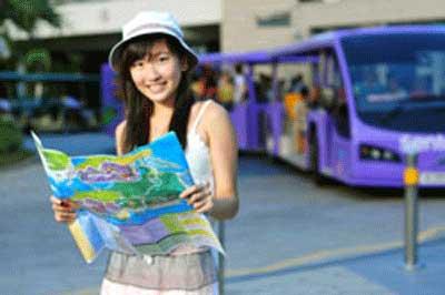 中国人観光客, バリ島観光