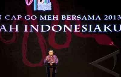 キャップ・ゴー・ミー、インドネシア、大統領