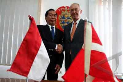 インドネシア、デンマーク、インドネシアとデンマーク,