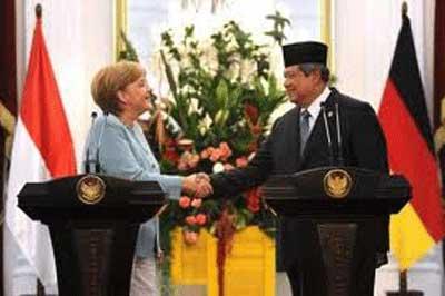 インドネシアのドイツの協力, インドネシアドイツ