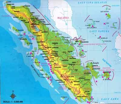 北スマトラ、スマトラ、スマトラ島インドネシア