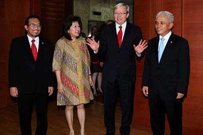インドネシアの観光経済産業大臣